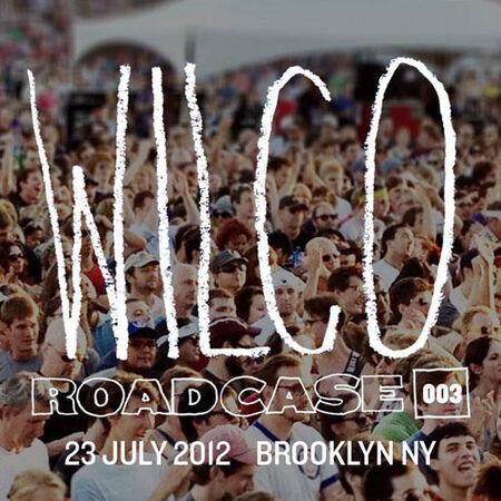 07/23/12 Prospect Park, Brooklyn, NY