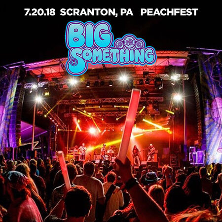 07/20/18 Peach Music Festival, Montage Mountain, PA