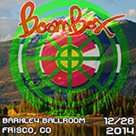 12/28/14 Barkley Ballroom, Frisco, CO