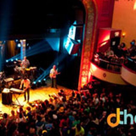 11/04/11 Majestic Theatre, Madison, WI