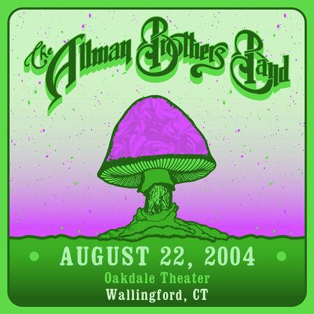 08/22/04 Oakdale Theater , Wallingford, CT