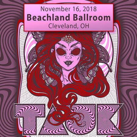 11/16/18 Beachland Ballroom, Cleveland, OH