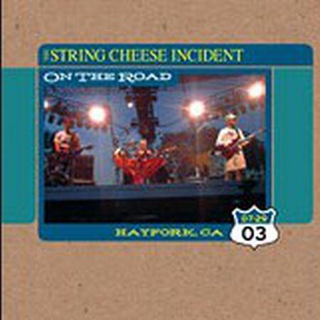 07/29/03 Trinity County Fairgrounds, Hayfork, CA
