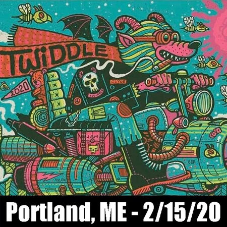 02/15/20 State Theater, Portland, ME