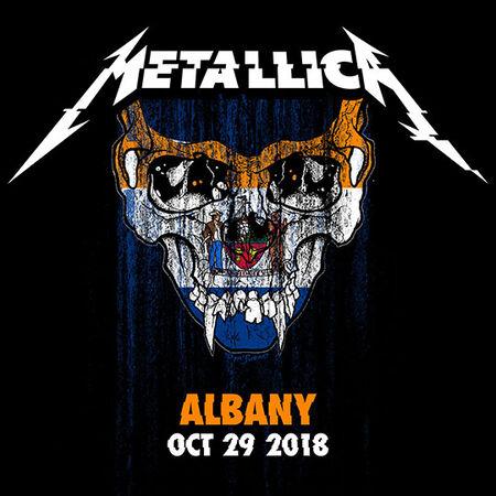 10/29/18 Times Union Center, Albany, NY