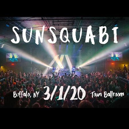 03/01/20 Town Ballroom, Buffalo, NY