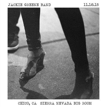 11/18/15 Sierra Nevada Big Room, Chico, CA