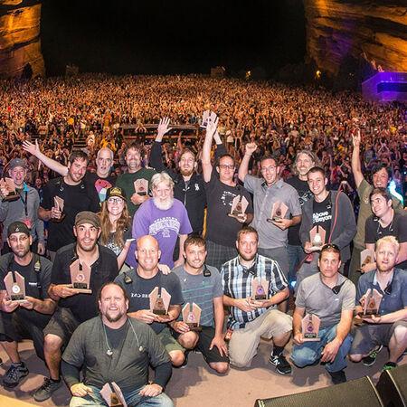 07/17/16 Red Rocks Amphitheatre, Morrison, CO