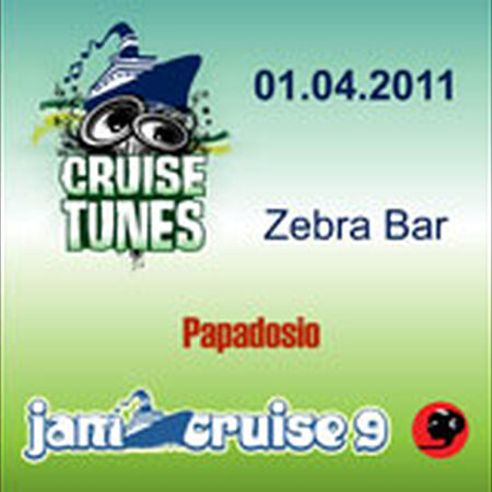 01/04/11 Zebra Bar, Jam Cruise, US
