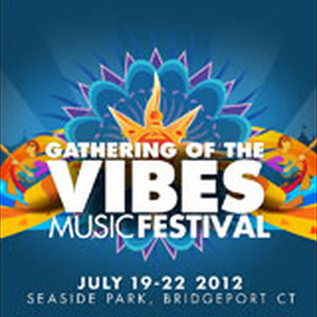 07/21/12 Gathering of the Vibes, Bridgeport, CT