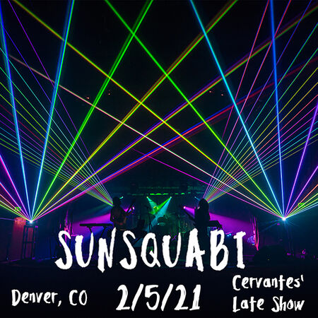 02/05/21 Cervantes' Masterpiece Ballroom, Denver, CO