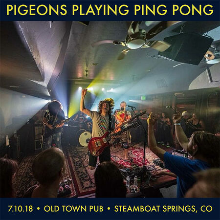 07/10/18 Old Town Pub, Steamboat Springs, CO