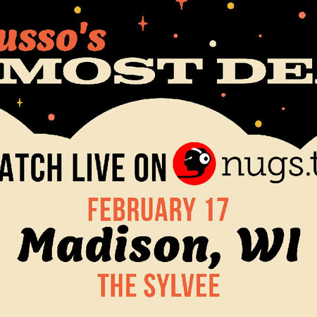 02/17/19 The Sylvee, Madison, WI