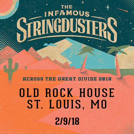 02/09/18 Old Rock House, St. Louis, MO