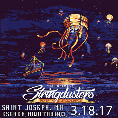 03/18/17 Escher Auditorium, St. Joseph, MN