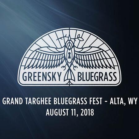 08/11/18 Grand Targhee Bluegrass Festival, Alta, WY