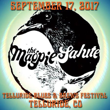 09/17/17 Telluride Blues and Brews Festival, Telluride, CO