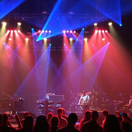 10/27/16 Brooklyn Bowl, Las Vegas, NV
