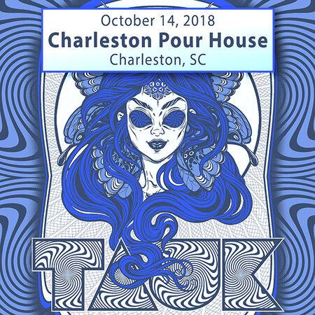 10/14/18 Charleston Pourhouse, Charleston, SC