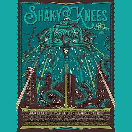 05/14/16 Shaky Knees Festival, Atlanta, GA