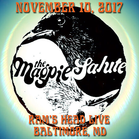 11/10/17 Ram's Head Live, Baltimore, MD