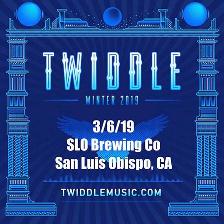 03/06/19 SLO Brewing Co, San Luis Obispo, CA