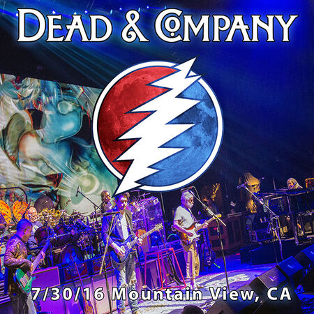 07/30/16 Shoreline Amphitheatre , Mountain View, CA