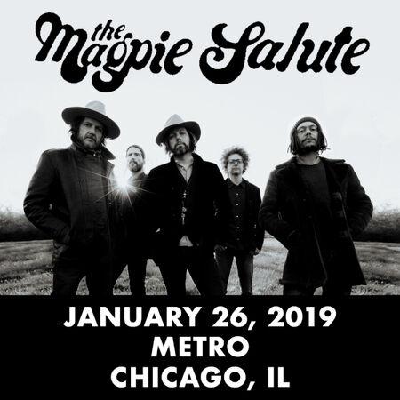 01/26/19 Metro, Chicago, IL