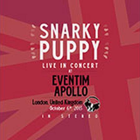 10/06/15 Hammersmith Apollo, London, UK