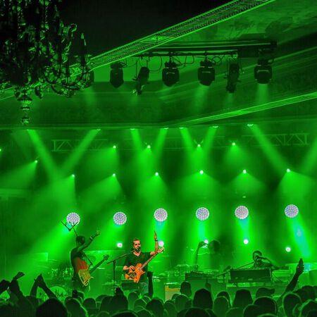 03/17/18 Crystal Ballroom, Portland, OR