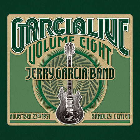 11/23/91 GarciaLive Vol. 8 - Bradley Center, Milwaukee, WI