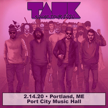 02/14/20 Port City Music Hall, Portland, ME