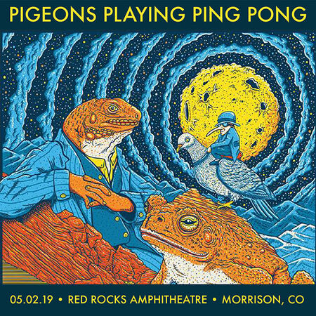 05/02/19 Red Rocks Amphitheater, Morrison, CO
