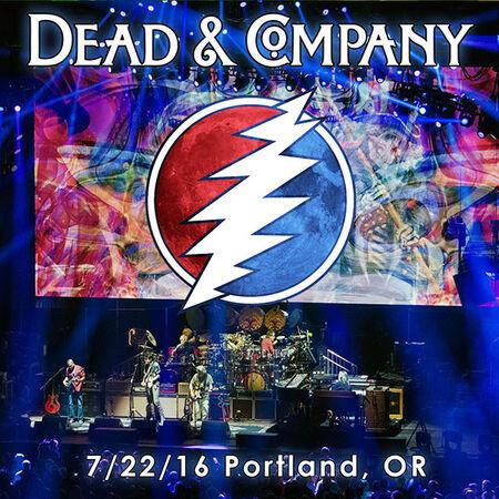 07/22/16 Moda Center, Portland, OR