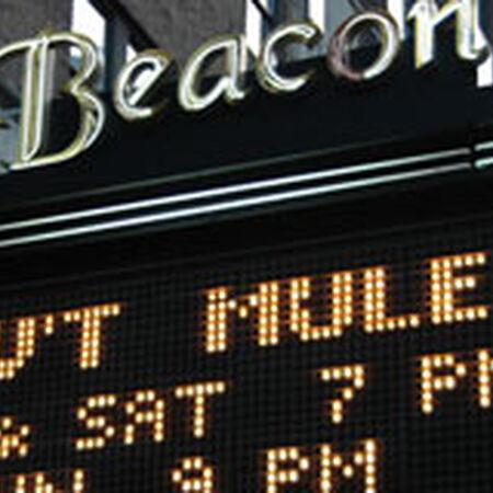 12/29/06 Beacon Theatre, New York, NY