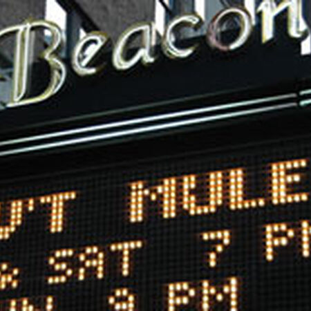 12/29/06 Beacon Theatre, New York, NY