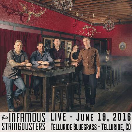 06/19/16 Telluride Bluegrass Festival, Telluride, CO