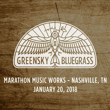 01/20/18 Marathon Music Works, Nashville, TN