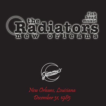 12/31/85 Jimmy's, New Orleans, LA