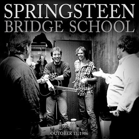 10/13/86 Bridge School Benefit Concert at Shoreline Amphitheatre, Mountain View, CA
