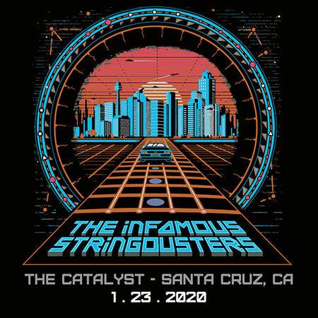 01/23/20 The Catalyst, Santa Cruz, CA