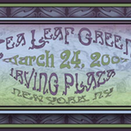 03/24/07 Irving Plaza, New York, NY