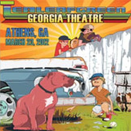03/23/12 The Georgia Theatre, Athens, GA