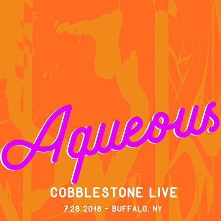 07/28/18 Cobblestone Live, Buffalo, NY