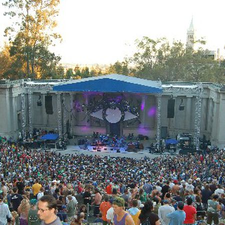 07/21/07 Greek Theatre, Berkeley, CA