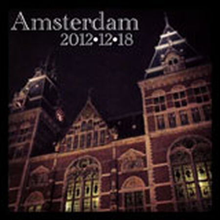 12/18/12 Paradiso, Amsterdam, NL