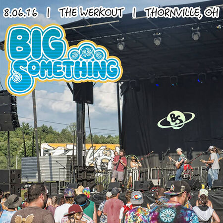 08/06/16 The Werk Out Music & Arts Festival, Thornville, OH