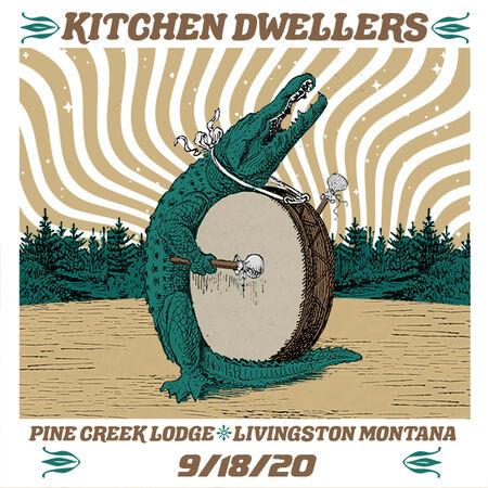 09/18/20 Pine Creek Lodge, Livingston, MT