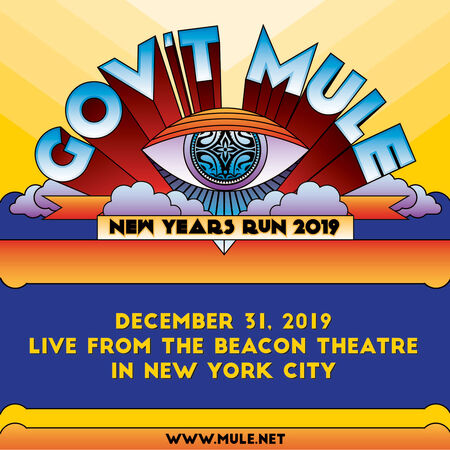 12/31/19 The Beacon Theatre, New York, NY