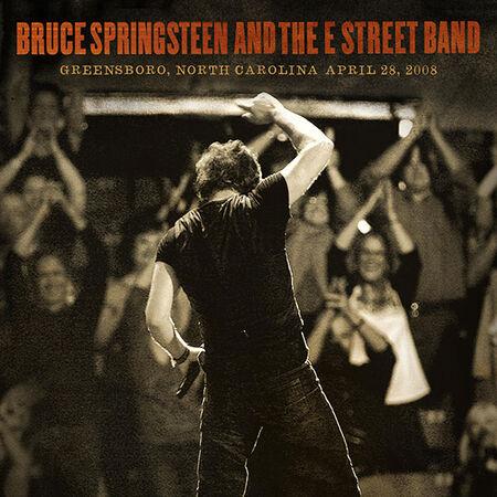 04/28/08 Greensboro Coliseum, Greensboro, NC